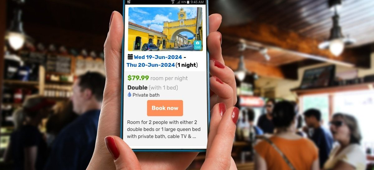 EuropeInstantBooking.com - Increase reservations with a fully customizable yet cheap and effective booking engine for hotels and hostels
