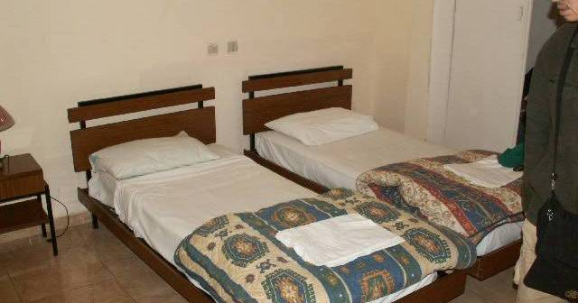 Make cheap reservations at a hotel like Athens House Hostel