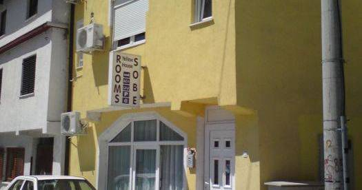 Make cheap reservations at a hotel like Yellowhouse Mostar